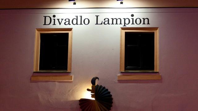 Sborovna v Lampionu, Kladno